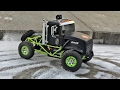 4WD RC BRUDER Trucks RC RACE Winter Games RC Jeeps