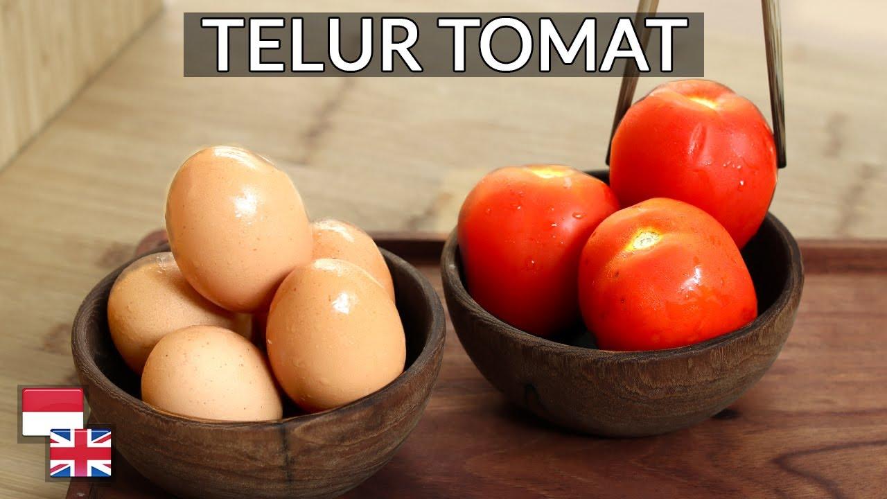 Download 4 Menit Jadi! Resep Telur Tomat Praktis Sehat [Wajib Dicoba]