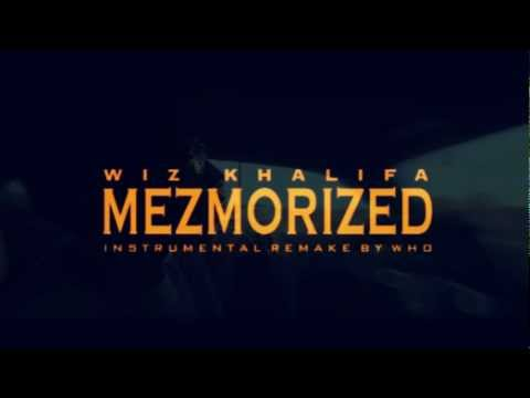 Wiz Khalifa - Mezmorized Instrumental(Re-Prod. By Who)*BEST ON YOUTUBE*