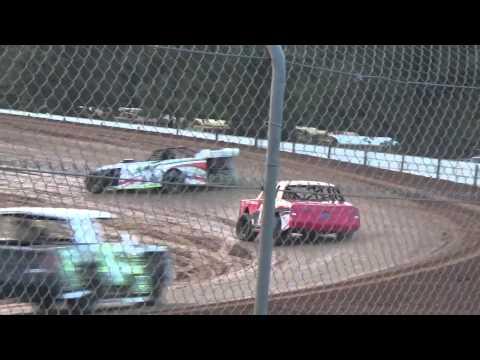 Ark La Tex speedway begginer hot laps and 1 pro mod