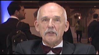 Janusz Korwin-Mikke o morderstwie Borysa Niemcowa - 3.03.2015 VIDEOBLOG
