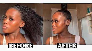 MY HAIR SCALP REPAIR REVIVAL TREATMENT ft SUDTANA FAMILY
