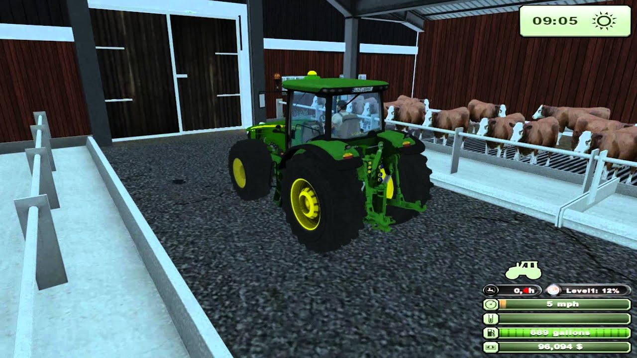 Farming Simulator New Map USA Cattle Barninteresting Map - Map of us cattle ranches