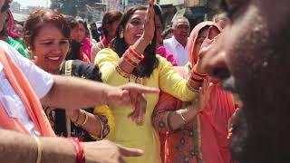Rama mandi Baba balak Nath g shoba yatra