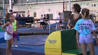Irish's Gymnastics Summer Camps