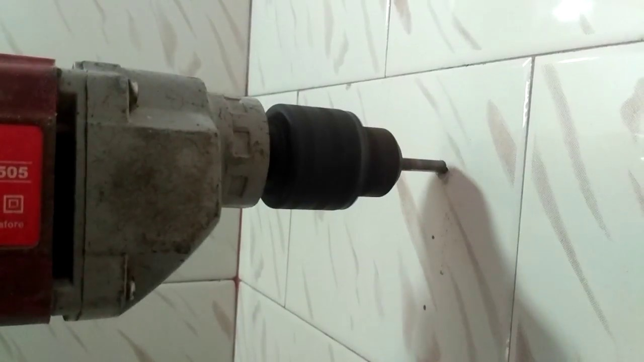 How To Drill In Tile And Ceramic Tiles Tile