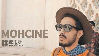 Mohcine speaks with confidence - محسن كيتكلم بكل ثقة