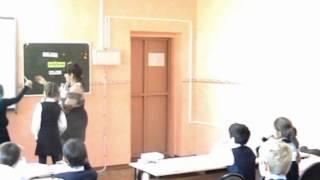 Урок английского языка в 3 классе ФГОС Пирогова К.С.
