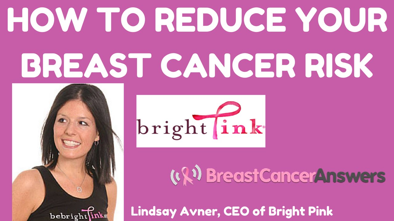 Breast cancer prevention: How to reduce your risk -