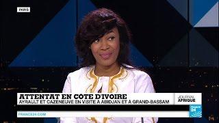 Visite de ministres français et de présidents africains après l