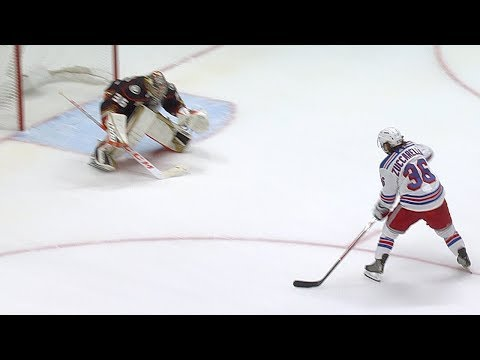 Zuccarello, Zibanejad clutch in shootout for Rangers