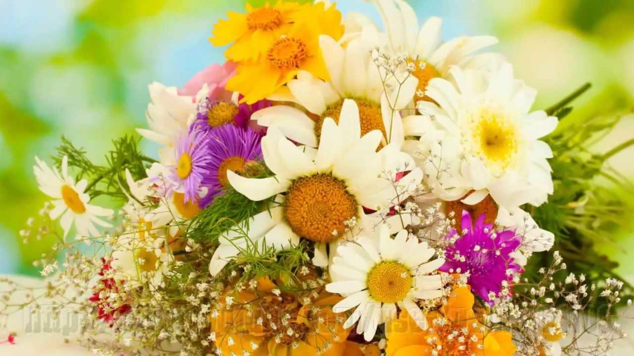 Оригинально украсить цветы