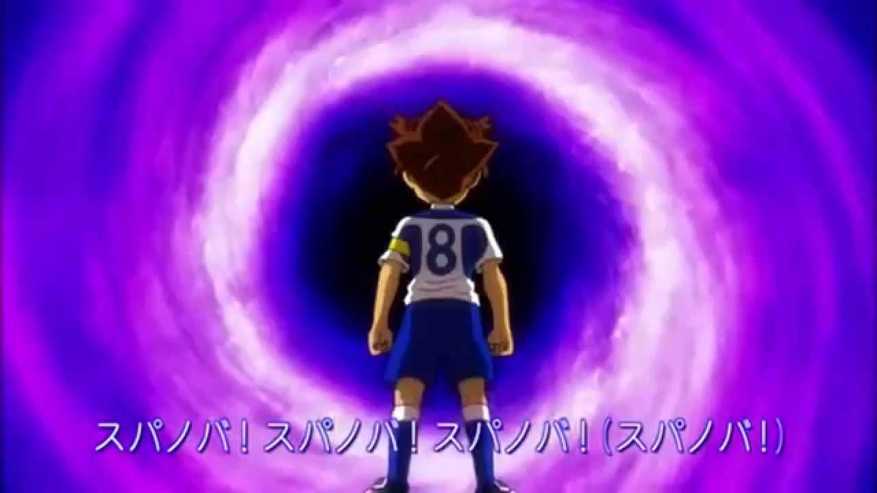 Hd inazuma eleven go galaxy opening 3 youtube - Inazuma eleven galaxy ...