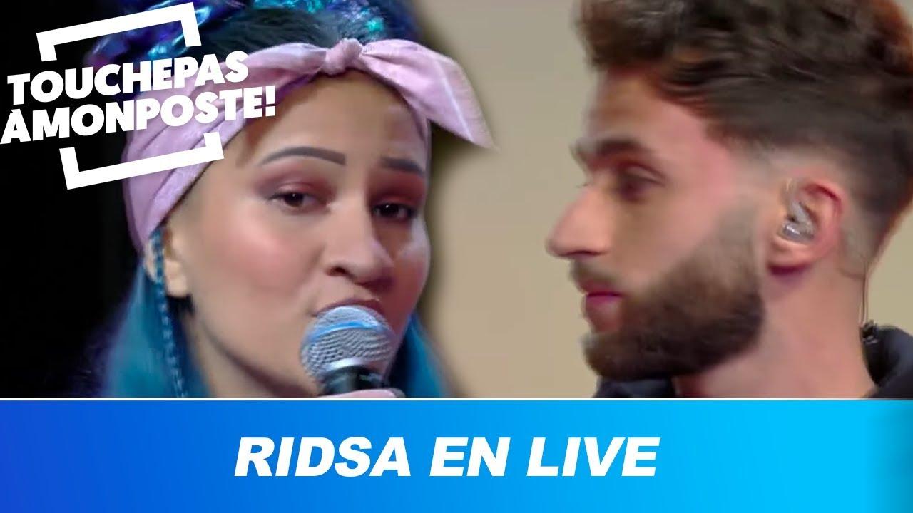 Ridsa Feat. Eva Guess - On s'est manqué (Live @TPMP)