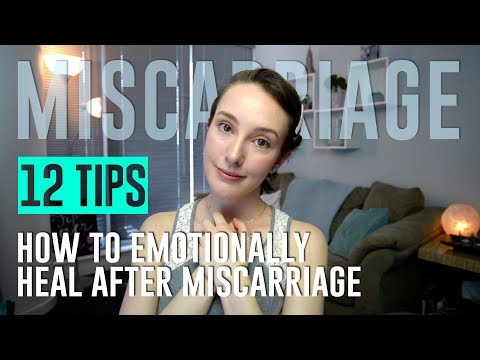 How To Emotionally Heal After Miscarriage (12 Tips)