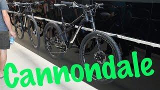 New CANNONDALE Bikes 2016 - Eurobike 2015