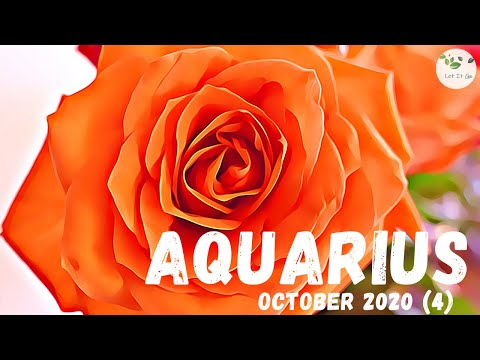 Aquarius. Decision Time! Triangles Not Allowed. Judge A Correct Person. October 2020 (4)