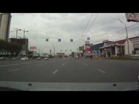 Стройки на ул. Труда в Челябинске