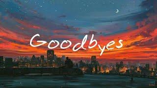 Post Malone new song Goodbyes lyrics🎼Goodbyes lyrics by Post Malone🎼lyrical videos of Post Malone.mp3
