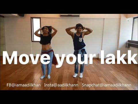 Move Your Lakk Video Song | Noor | Aadilkhan | Sonakshi sinha &Diljit Dosanjh, Badshah | T-series