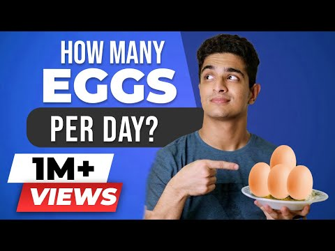 How many eggs should I eat a day - For Men and Women - BeerBiceps Diet