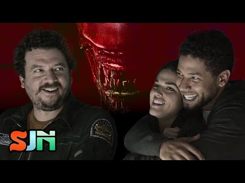 Alien: Covenant - Meet The Crew (You'll Miss When They Die)