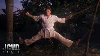 Jean-Claude Van Damme - Bloodsport Vs. Kickboxer Fight Montage By NLR