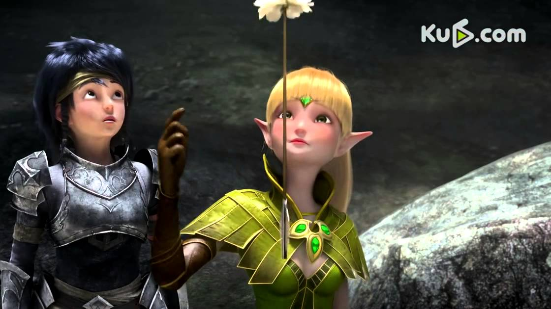 dragon nest movie warrior