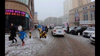 Urumqi, China Streetwalk 2019