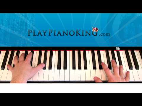 How to play Rolling In The Deep by Adele on Piano