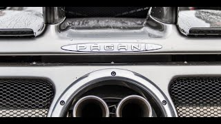 Pagani Zonda Sound Compilation !! LOUD !!
