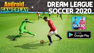 Dream League Soccer 2020 Android Gameplay (1280 High HD)