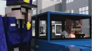 прикольные анимации в minecraft 5 часть