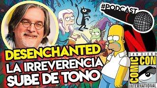 Matt Groening Historia