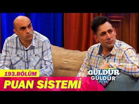 Güldür Güldür Show 193.Bölüm - Puan Sistemi