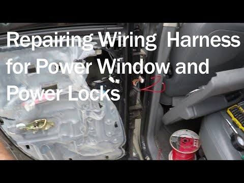 Power Locks / Power Window not Working on Dodge Ram 2500 How to Repair -  YouTubeYouTube