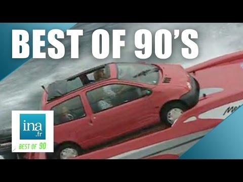 5 voitures mythiques des années 90 | Archive INA