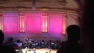 David Bowie Tribute - Pixies - Cactus - Carnegie Hall, 3.31.16