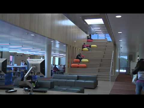 Library - Golden West College