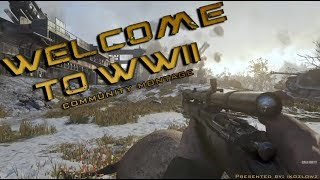 Welcome to WWII! (Community Montage)