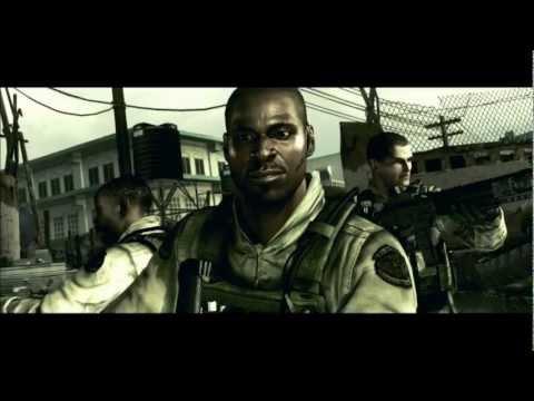 Смотреть прохождение игры [Coop] Resident Evil 5 - Серия 4: Спасибо, Джош...