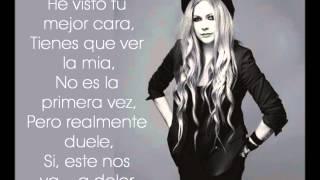 Avril Lavigne - Hello Heartache [Traducida al Español]