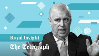 video: Watch: Prince Andrew will need a miracle to come back to public life - even if his name is cleared