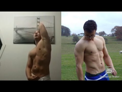 This Guy Got Shredded in 6 Months With a No-Fuss Diet and