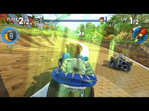 Beach Buggy Racing - B'Zorp Challenge