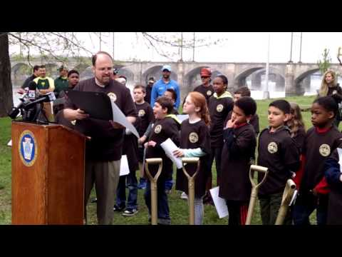 Arbor Day in the Capital 4-27-16