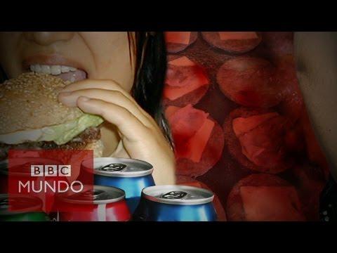 ¿Qué pasa cuando comes demasiado? - BBC Mundo