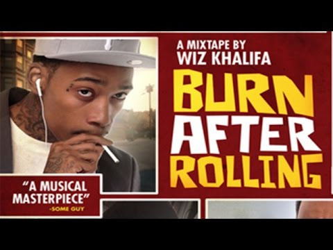 Wiz Khalifa - Burn After Rolling (Full Mixtape)