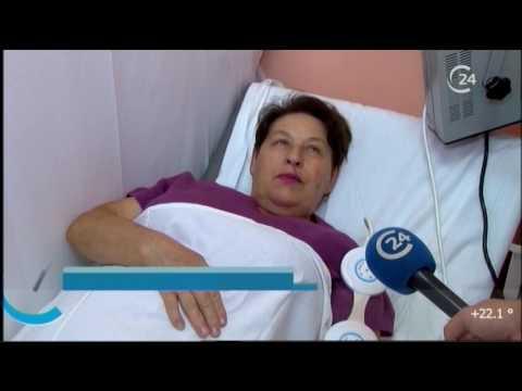 Городскую клиническую больницу №6 отремонтировали и оснастили оборудованием