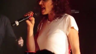 Tina Arena - Chains (Corner Hotel 17 Feb 2016)